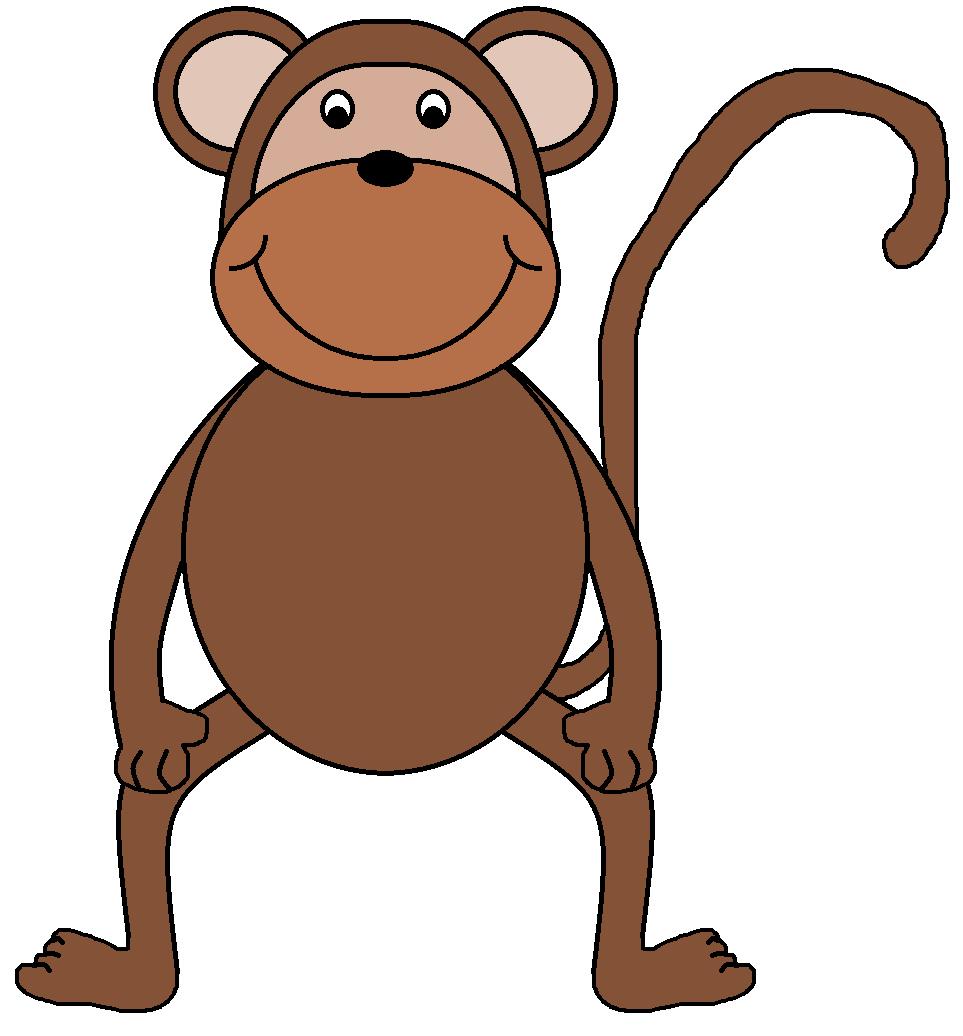 monkey clip art for teachers clipart panda free clipart images rh clipartpanda com monkey clipart black and white free free monkey clipart for teachers