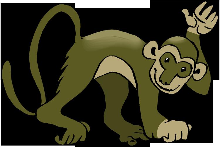 monkey clip art for baby boy clipart panda free clipart images rh clipartpanda com
