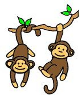 Monkey Free Vector Art - (18135 Free Downloads)