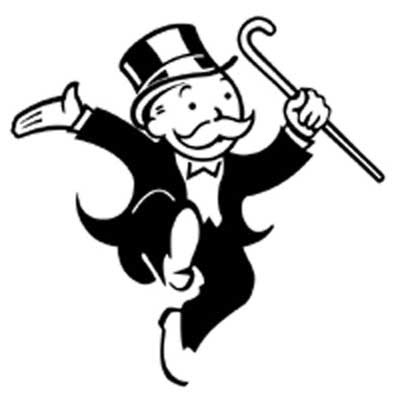 monopoly 20clipart clipart panda free clipart images rh clipartpanda com monopoly clipart free monopoly clipart black and white