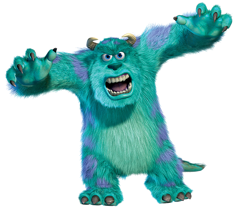 Monster Inc Characters | Clipart Panda Free Clipart Images