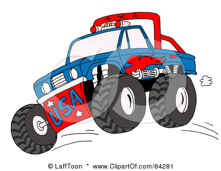 monster truck clipart black and white clipart panda free clipart