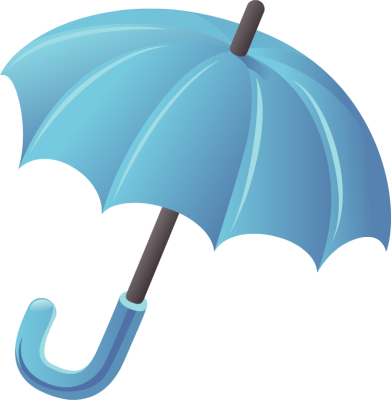Cute Umbrella Clipart | Clipart Panda - Free Clipart Images