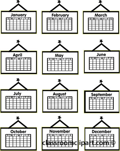 power point calendar
