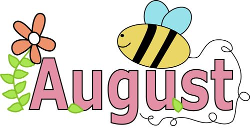 month of august summer clipart panda free clipart images rh clipartpanda com august clipart images august clipart black and white