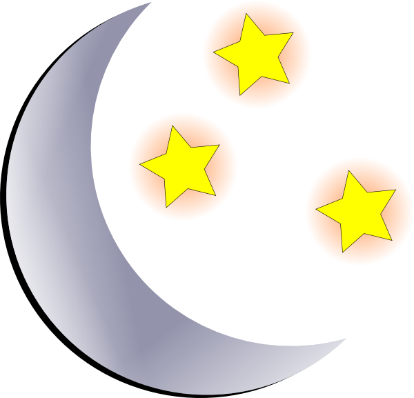 moon and stars clipart black and white clipart panda moon and stars clip art images moon and stars clip art free