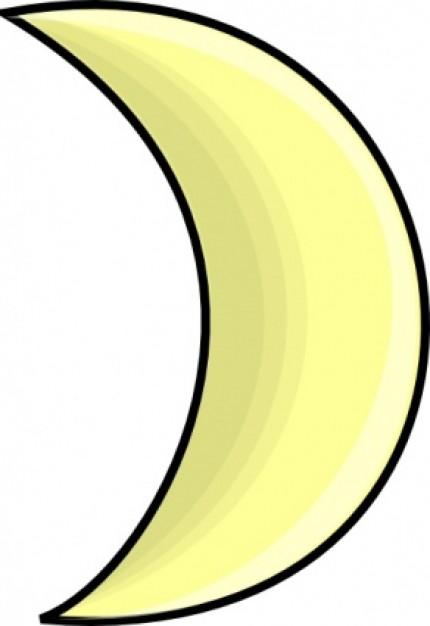 clipart image of moon - photo #43