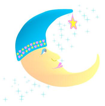 Moon Clip Art
