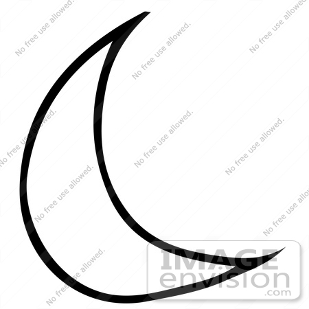 Moon Clip Art Black And White | Clipart Panda - Free ...