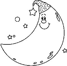 Clip Art Moon Clipart Black And White moon clipart black and white panda free images