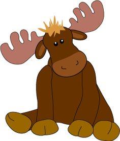moose clipart cartoon clipart panda free clipart images rh clipartpanda com moose clipart free Happy Moose Clip Art