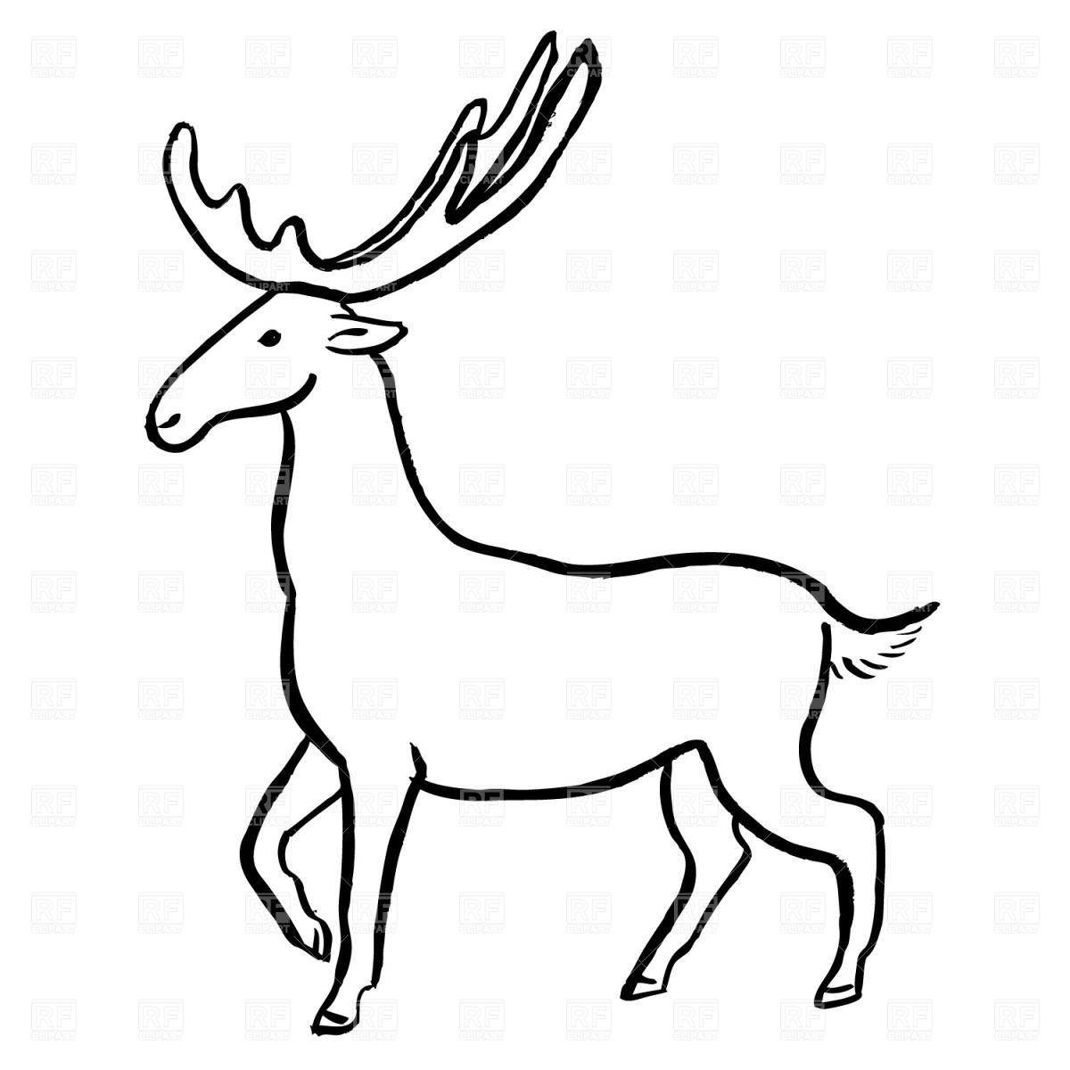 moose plants and animals clipart panda free clipart images rh clipartpanda com elk clip art black and white elk clip art pics