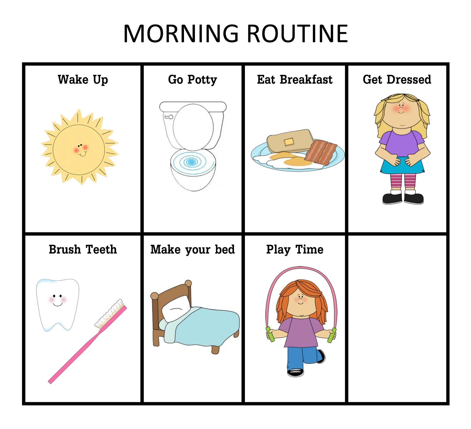 morning 20clipart. Morning Clip Art Images   Clipart Panda   Free Clipart Images