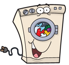 cartoon washing machine clip clipart panda free clipart images rh clipartpanda com washing machine clip art images washing machine and dryer clip art