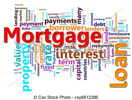 Mortgage clip art free clipart panda free clipart images for Mortgage loan to build a house
