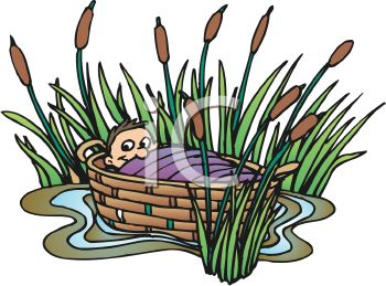 As a Baby Moses Clip Art – Cliparts