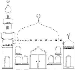 Mosque Clip Art – Cliparts