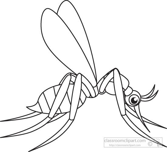 Mosquito Clipart Clipart Panda