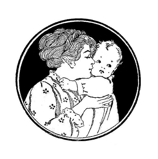 mother%20and%20baby%20clipart