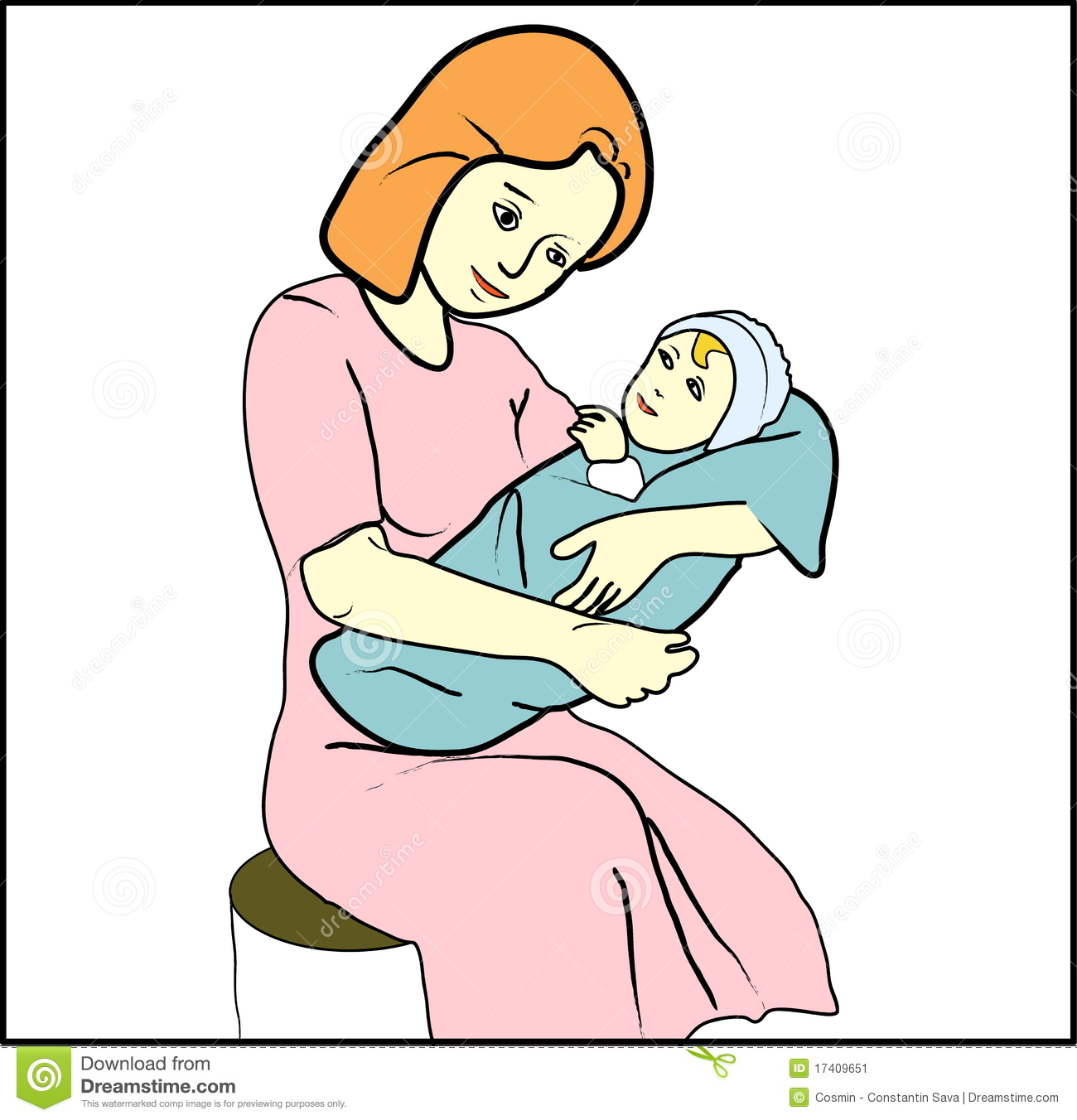 Mother And Baby Clipart | Clipart Panda - Free Clipart Images