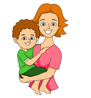 dating advice for women with kids pictures clip art