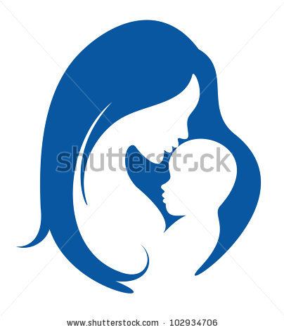Mother And Baby In Hospital | Clipart Panda - Free Clipart Images