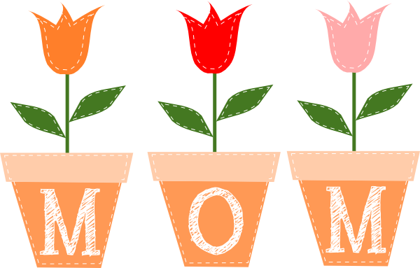 Mom Tattoo Transparent: Mother S Day Clip Art Borders