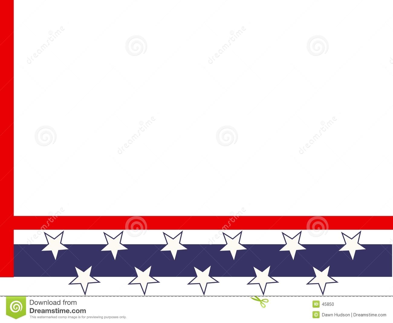 Patriotic star clip art free