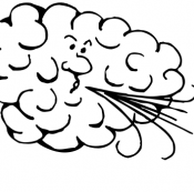 Free PNG Wind Blowing Clip Art Download - PinClipart