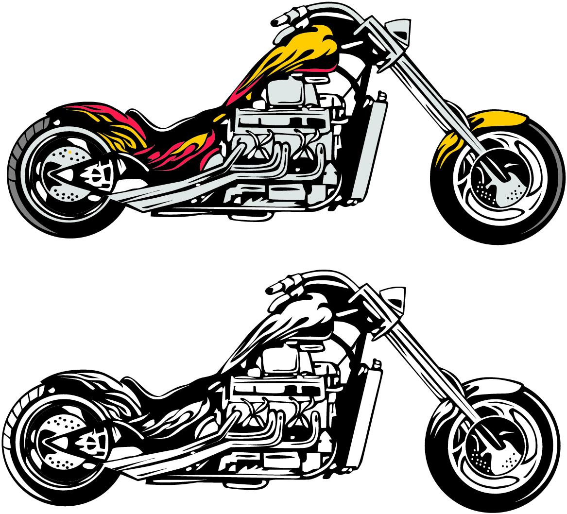 Harley Davidson Logo Drawings