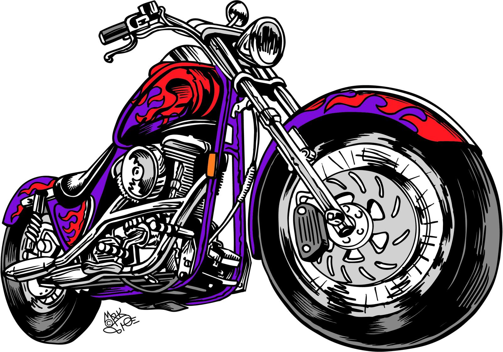 biker clipart - photo #22