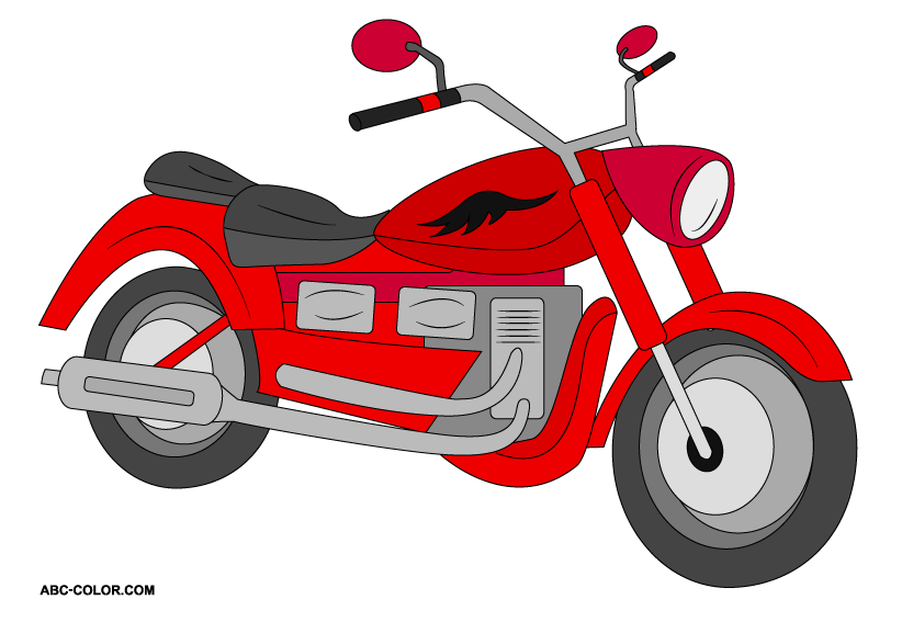 Motorcycle Clip Art Jpegs | Clipart Panda - Free Clipart ...