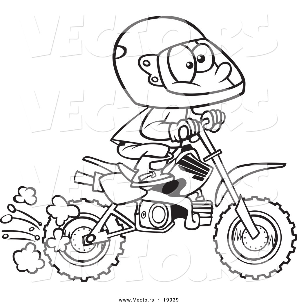 dirt bike clipart black and white clipart panda free clipart images. Black Bedroom Furniture Sets. Home Design Ideas