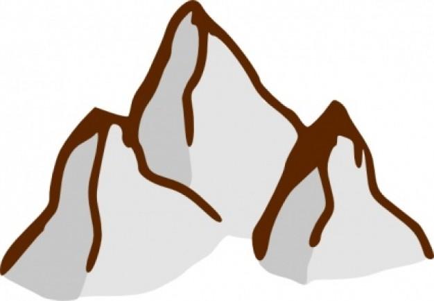 Mountain Range Clipart   Clipart Panda - Free Clipart Images