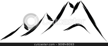 mountains silhouette clip art clipart panda free clipart images rh clipartpanda com
