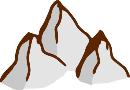 Mountain Top Clip Art | Clipart Panda - Free Clipart Images