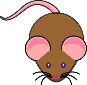 Brown Mouse Clip Art Vector | Clipart Panda - Free Clipart Images
