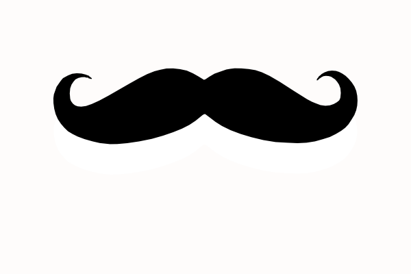 moustache clipart clipart panda free clipart images rh clipartpanda com clip art face mustache mustache clip art images