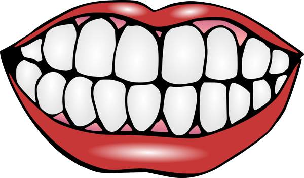 Open Mouth Clip Art 68