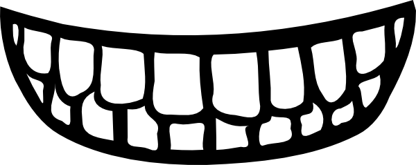 mouth%20clipart%20black%20and%20white