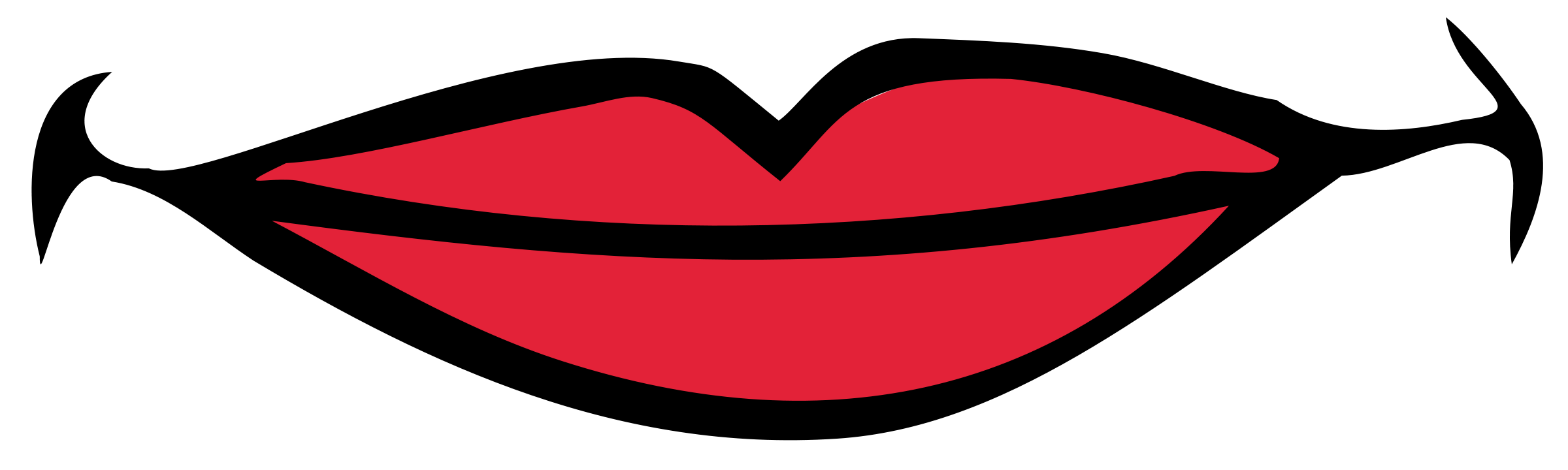Smile Lips Clipart | Clipart Panda - Free Clipart Images