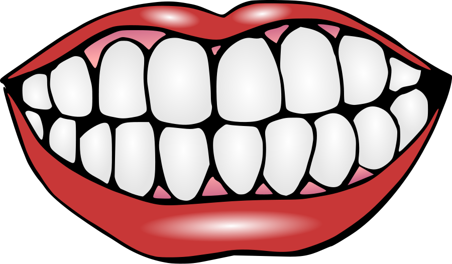 Teeth Smile Clipart | Clipart Panda - Free Clipart Images