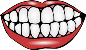 mouth%20with%20teeth%20clipart