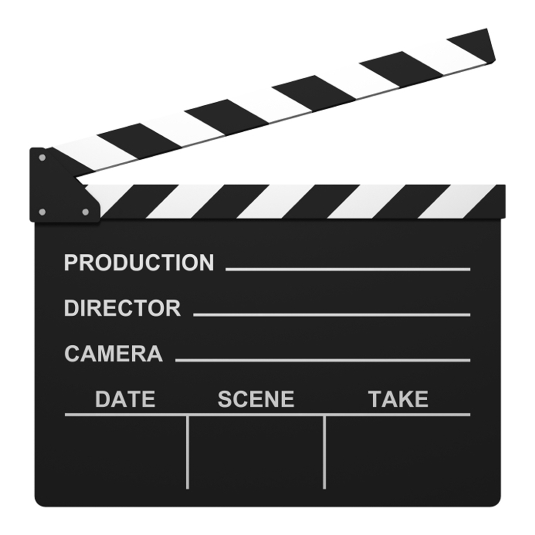 Image result for movie clapper
