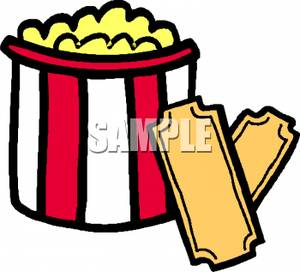 Movie Theater Popcorn Clipart | Clipart Panda - Free Clipart Images