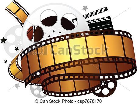 movie clip art images clipart panda free clipart images