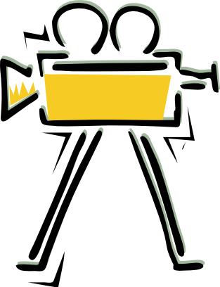 movie-film-clip-art-movie-camera-and-film-clipart pngMovie Camera Clip Art Png