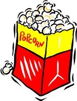 Popcorn Bag Clipart | Clipart Panda - Free Clipart Images