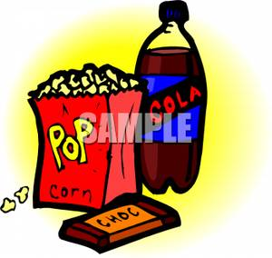 Movie Soda Clipart | Clipart Panda - Free Clipart Images