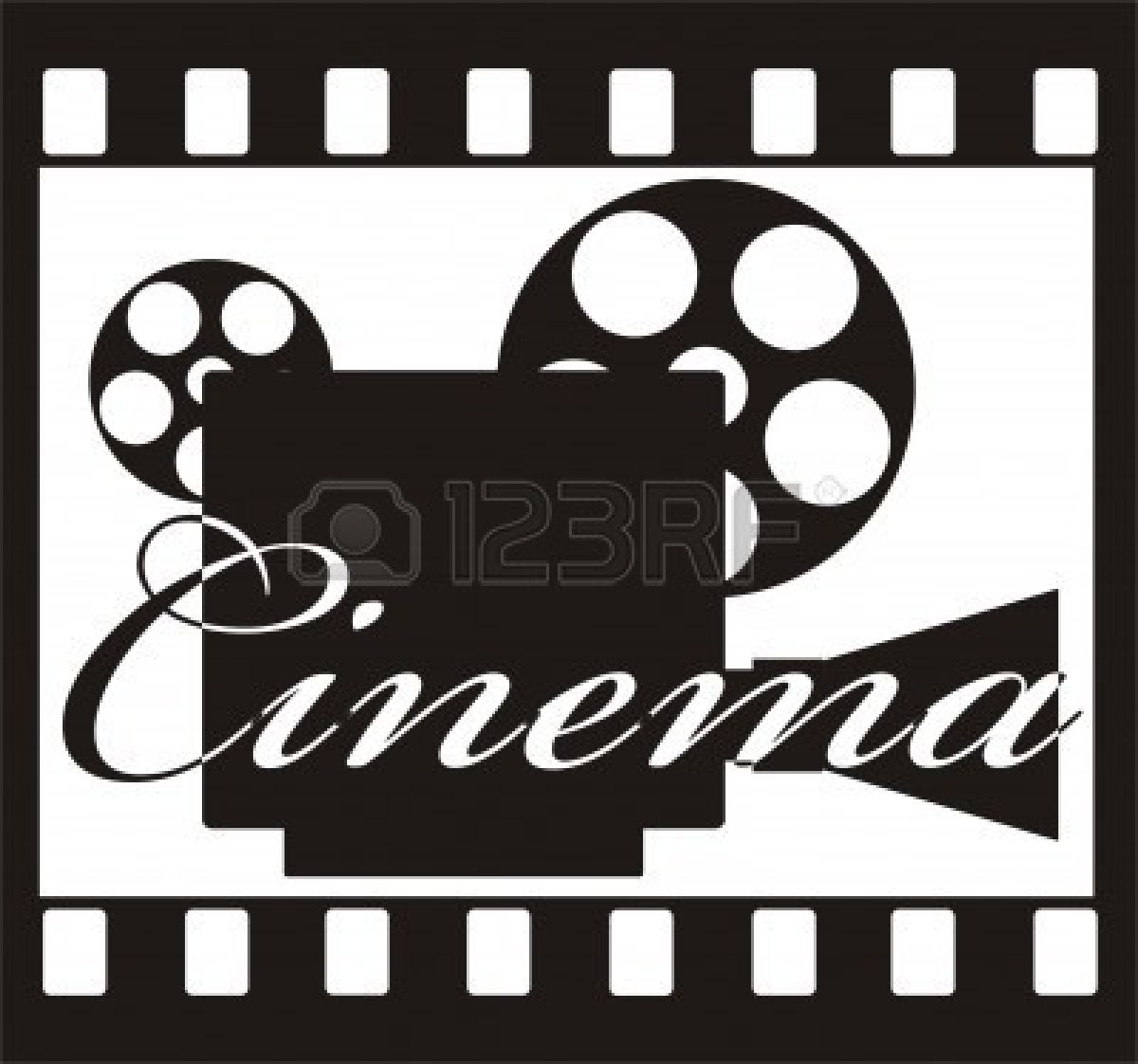 Clip Art Theater Clip Art movie theater clipart black and white panda free